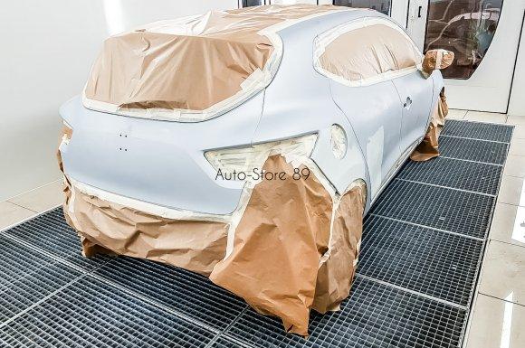 Peinture complète voiture à Auxerre