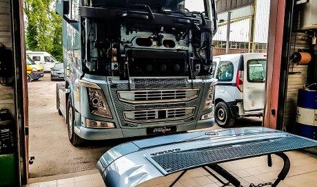 Auto Store 89 répare les carrosserie de poids-lourd