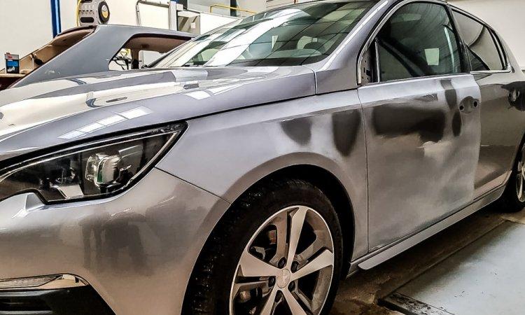 Carrosserie Auxerre réparation carrosserie