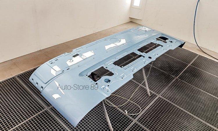 Carrosserie auto store 89 pour la peinture des véhicules industriels